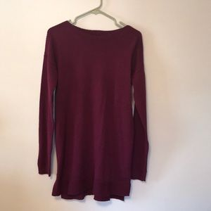Old Navy Boat-Neck tunic sweater for women